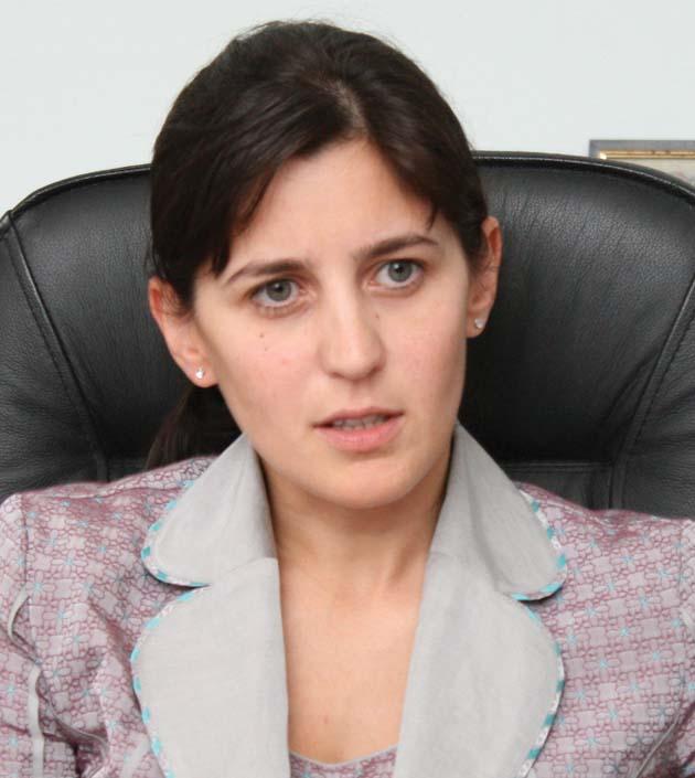 Ирина Савина, зам.-кмет на столична община