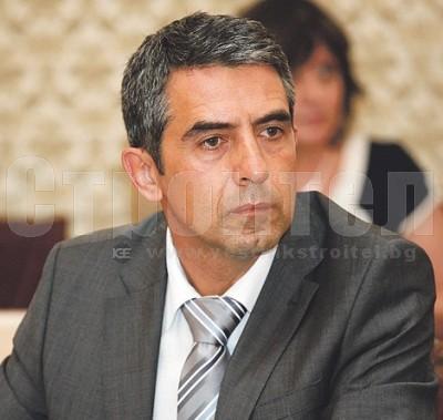 Росен Плевнелиев - министър на регионалното развитие и благоустройството