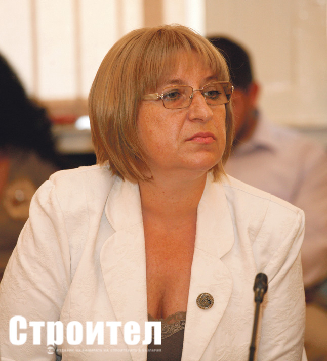 Председателят на Народното събрание Цецка Цачева