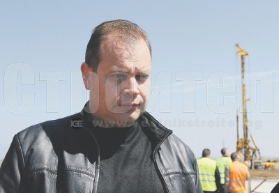 """Инж. Лазар Лазаров, председател на Управителния съвет на Агенция """"Пътна инфраструктура"""""""