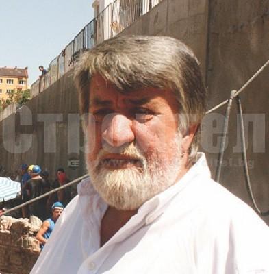 Вежди Рашидов, министър на културата