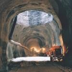 Изпълнение на реверсивен напорен тунел
