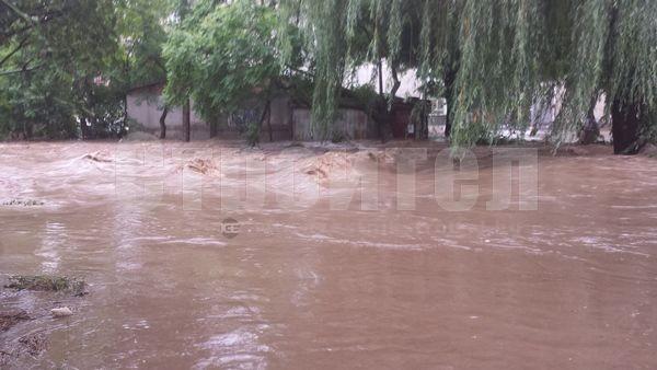 Добрич - наводнение